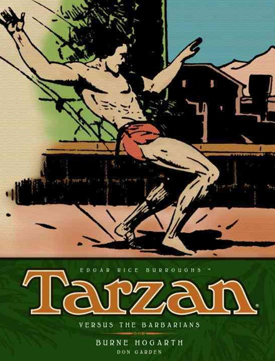 Tarzan Versus the Barbarians (Vol. 2)