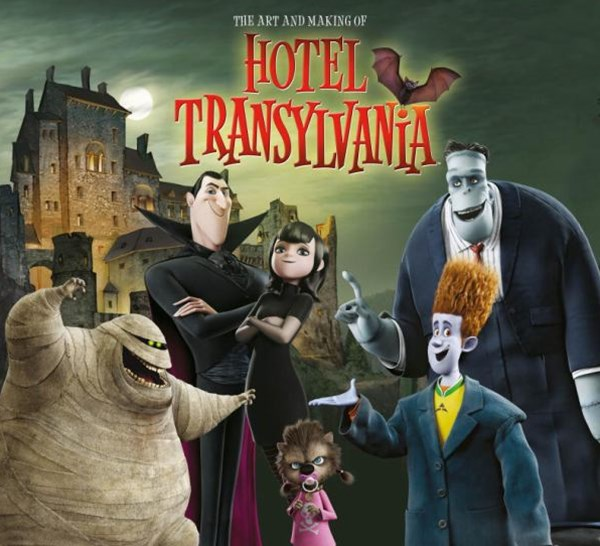 Art and Making of Hotel Transylvania