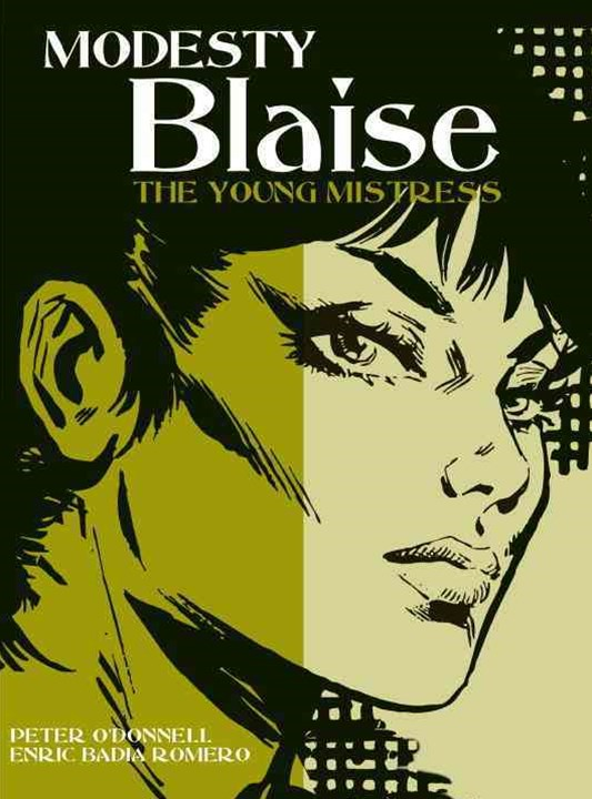 Modesty Blaise - The Young Mistress