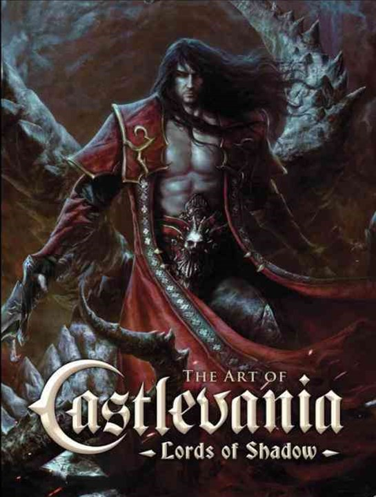 Castlevania - The Art of Castlevania Hardcover Book
