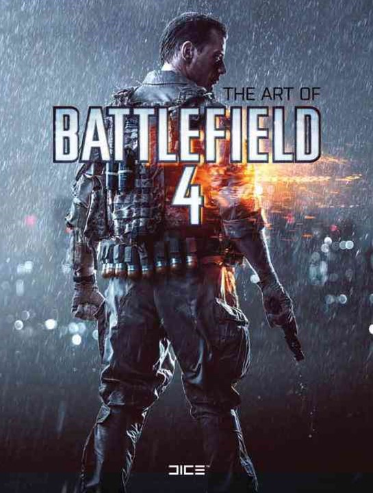 Battlefield 4 - The Art of Battlefield 4 Hardcover Book