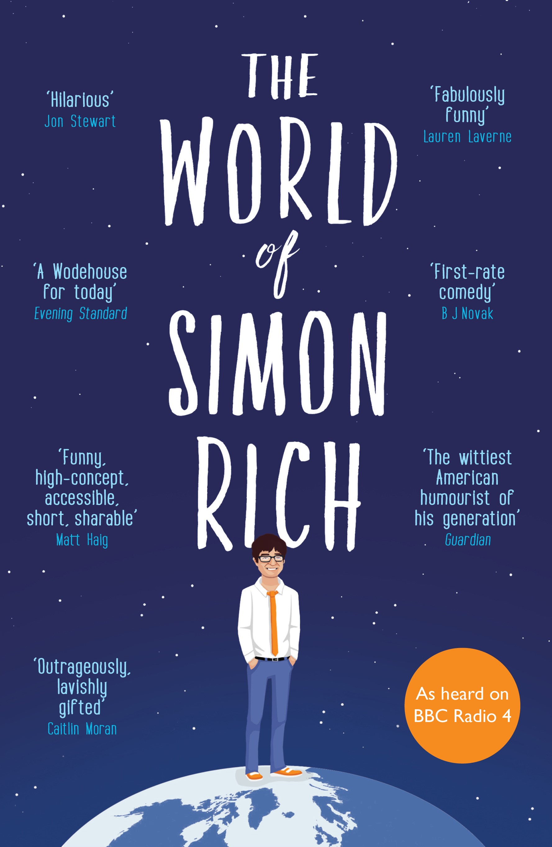 The World of Simon Rich