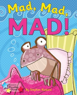 Mad, Mad, Mad! by Stephen Rickard (9781781277737) - PaperBack - Children's Fiction
