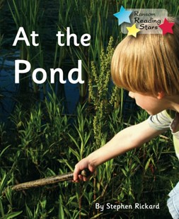At the Pond by Stephen Rickard (9781781278000) - PaperBack - Non-Fiction