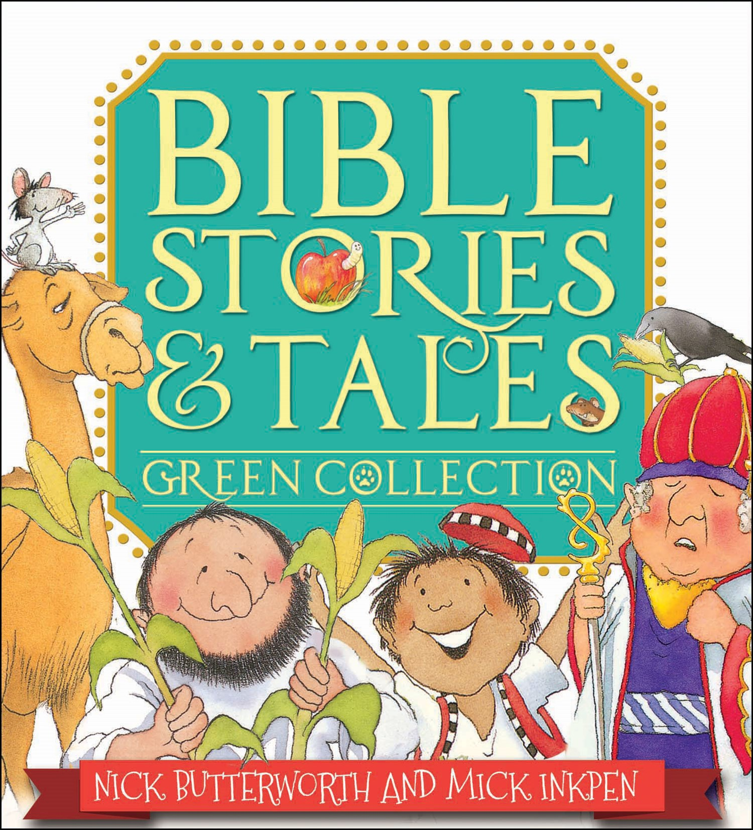 Bible Stories & Tales Green Collection