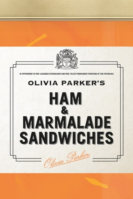 Ham and Marmalade Sandwiches