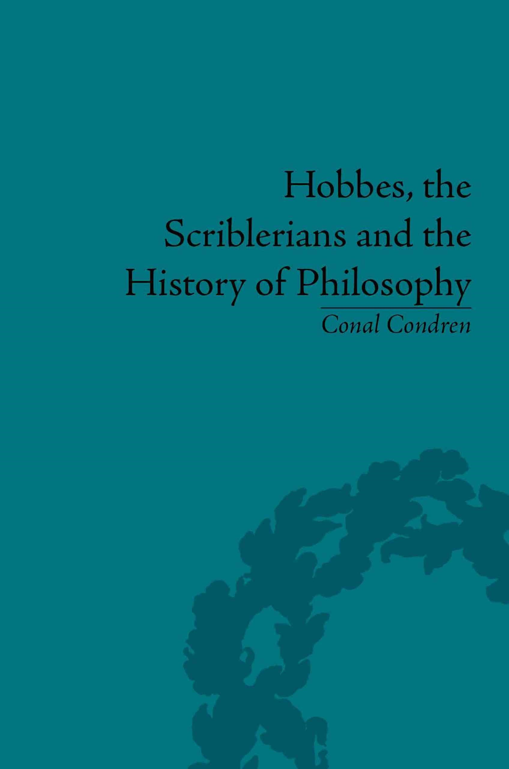 (ebook) Hobbes, the Scriblerians and the History of Philosophy