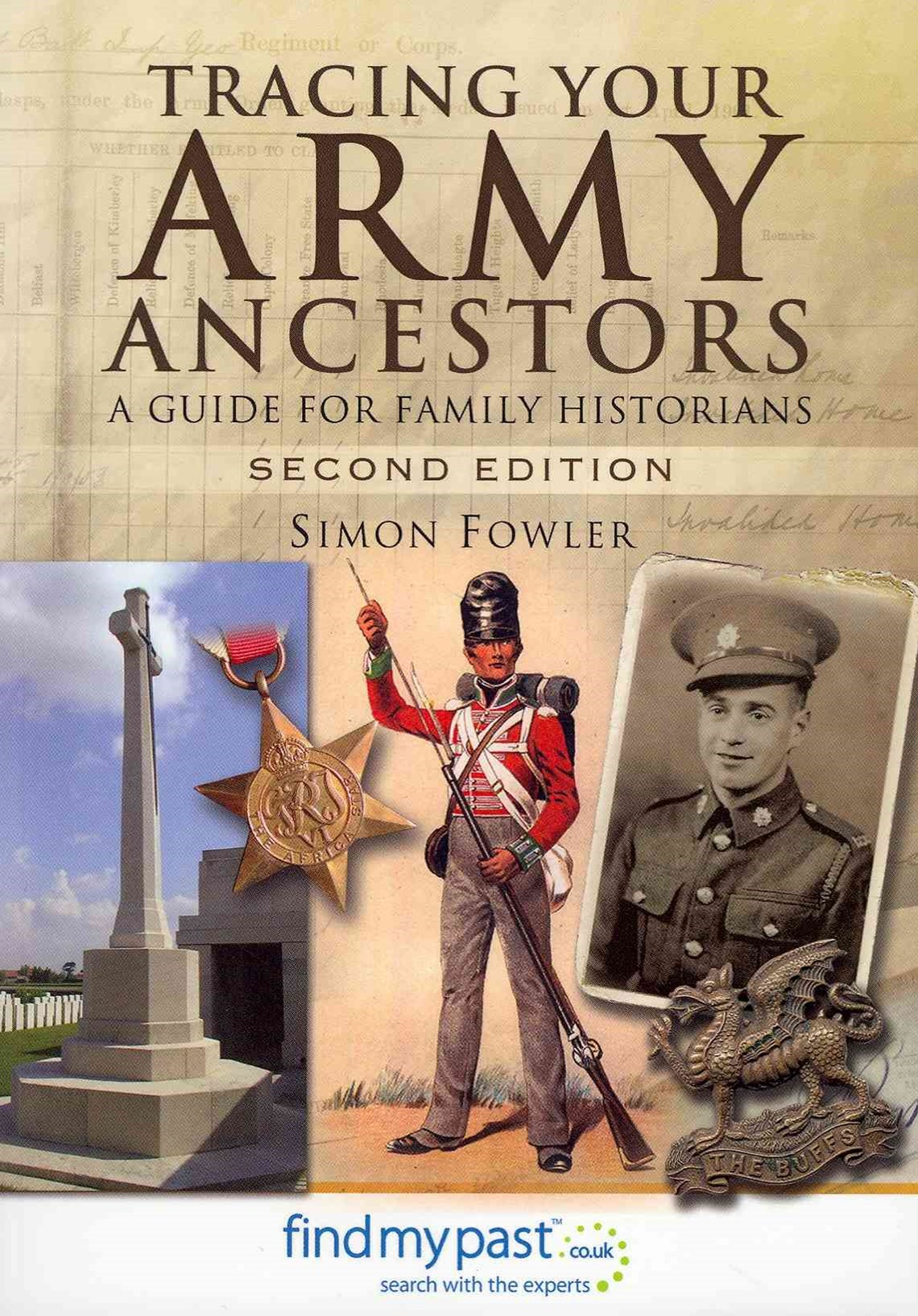 Tracing Your Army Ancestors - 2nd Edition