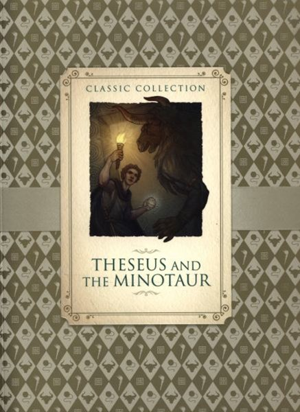 Classic Collection: Theseus and the Minotaur