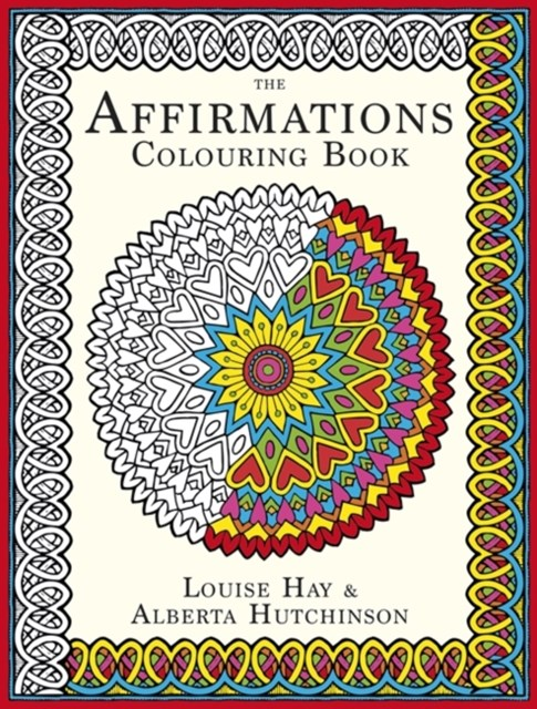 Affirmations Colouring Book