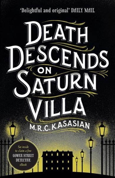 Death Descends On Saturn Villa