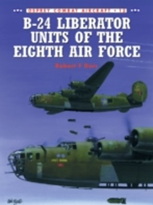 B-24 Liberator Units of the Eighth Air Force