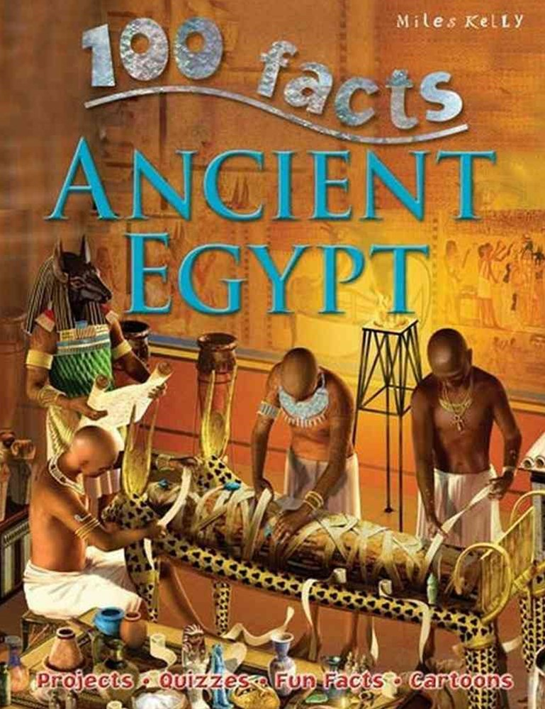 100 Facts - Ancient Egypt