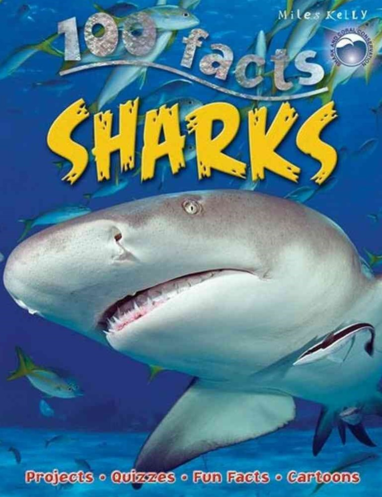 100 Facts - Sharks