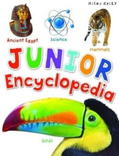 Junior Encyclopedia by KELLY MILES (9781782099697) - PaperBack