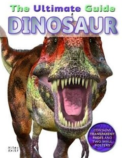 Ultimate Guide Dinosaur by Steve Parker (9781782099901) - HardCover - Non-Fiction Animals