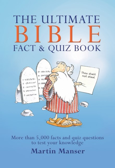 (ebook) The Ultimate Bible Fact and Quiz Book