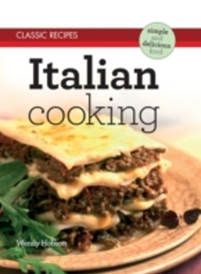 (ebook) Classic Recipes: Italian Cooking