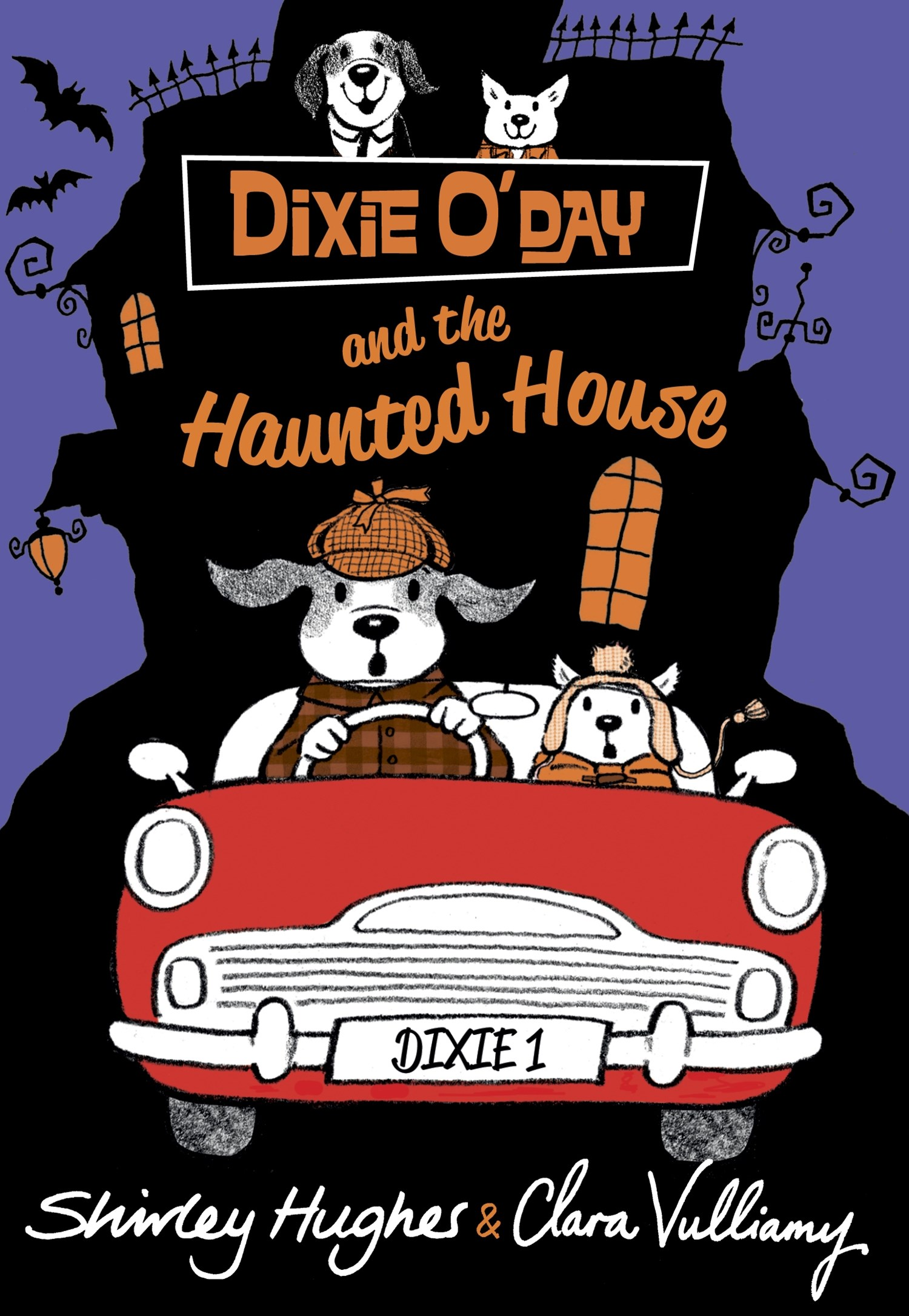 Dixie ODay and the Haunted House