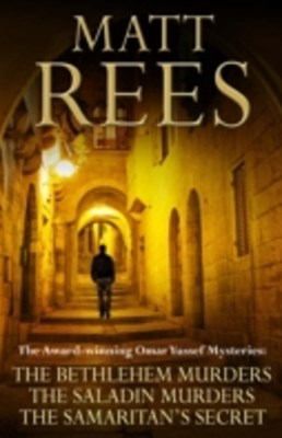 Award-winning Omar Yussef Mysteries