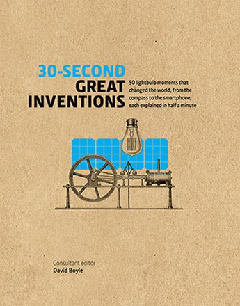 30-Second Great Inventions