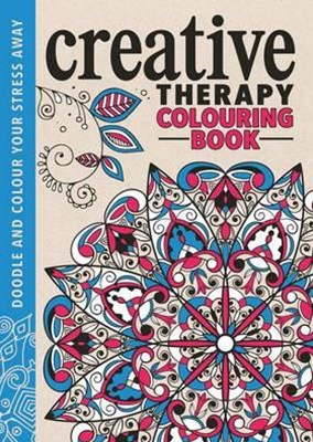The Creative Therapy Colouring Book