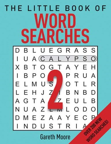 The Little Book of Word Searches 2