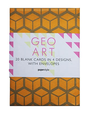 GEOART CLASSIC NOTECARDS