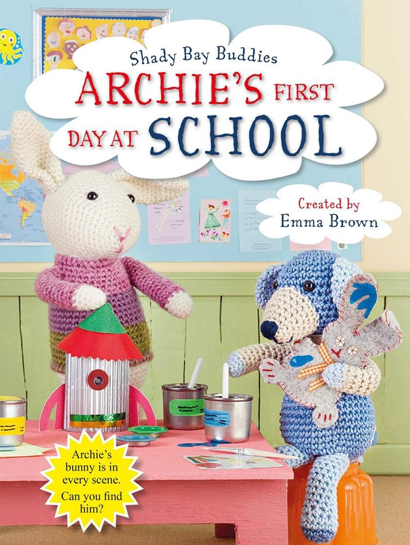 Archie's First Day at School