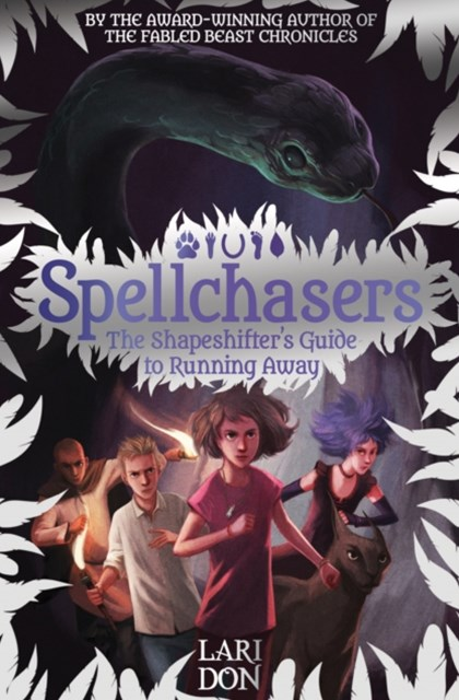 Shapeshifter's Guide to Running Away
