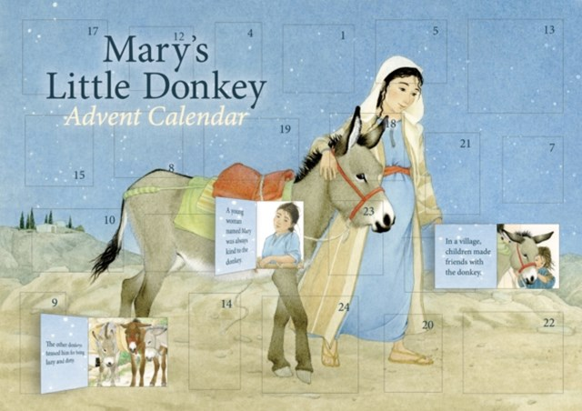MARYS LITTLE DONKEY ADVENT CALENDAR
