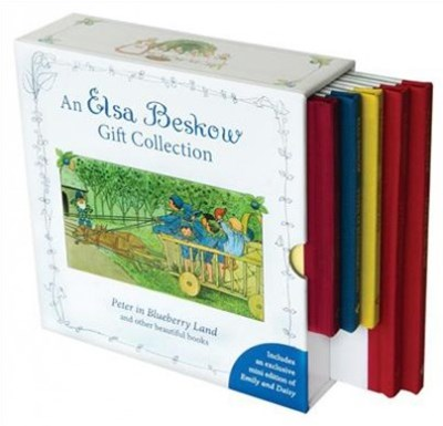Peter in Blueberry Land and other beautiful books (Boxed Set)