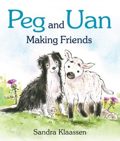 Peg and Uan: Making Friends