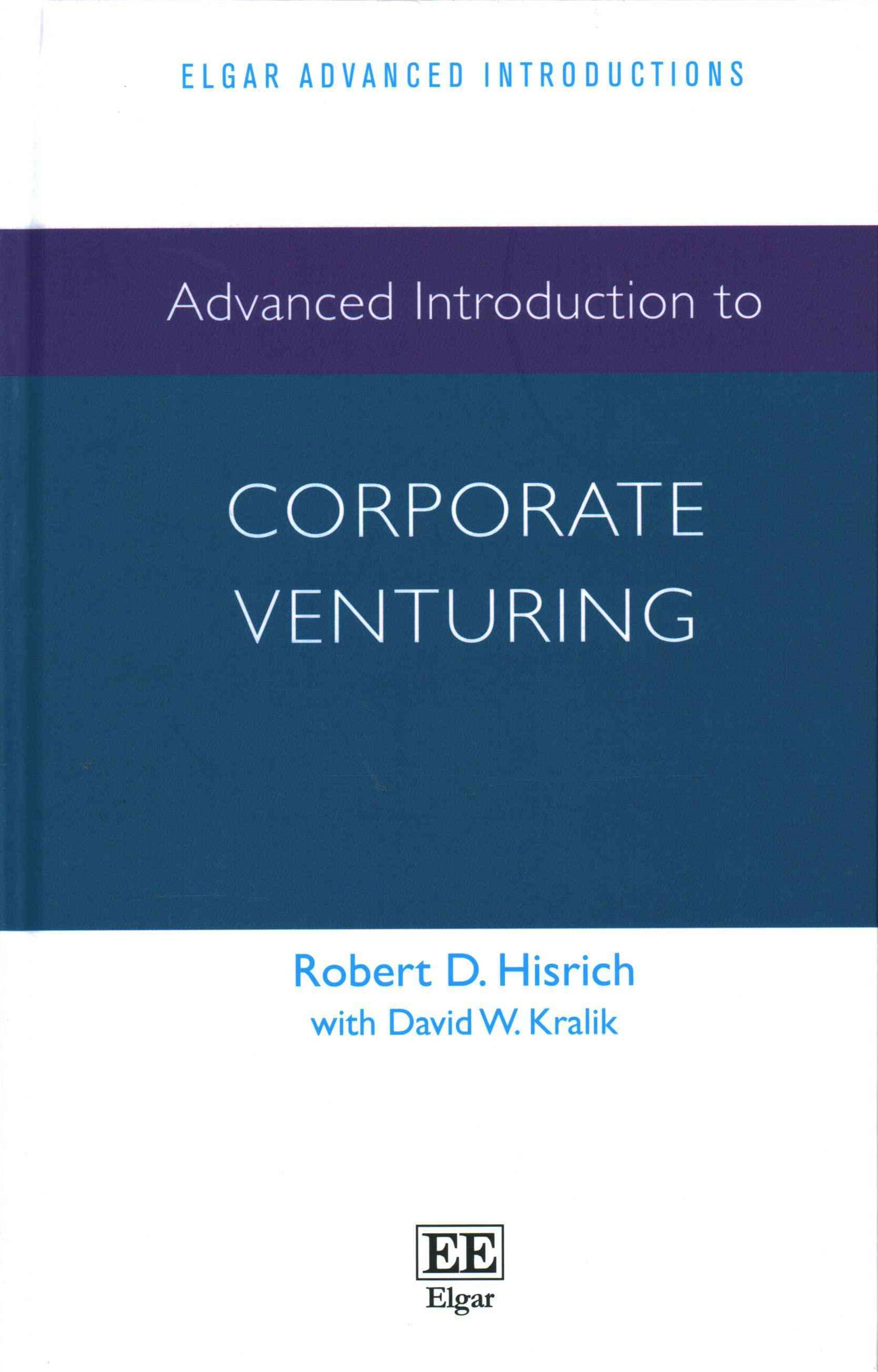 Advanced Introduction to Corporate Entrepreneurship