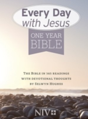 (ebook) Every Day with Jesus One Year NIV Bible