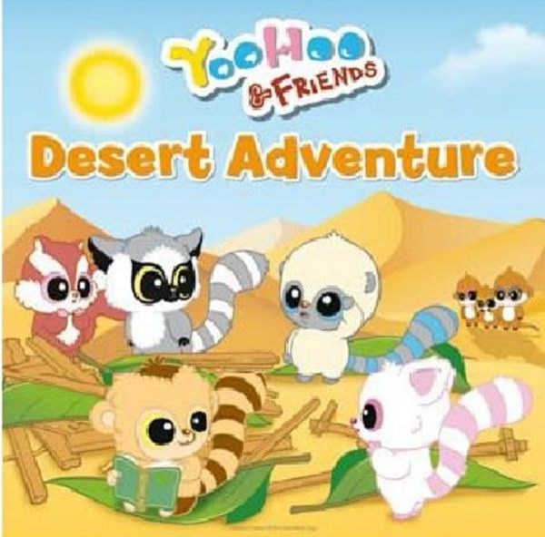 YooHoo and Friends: Desert Adventure