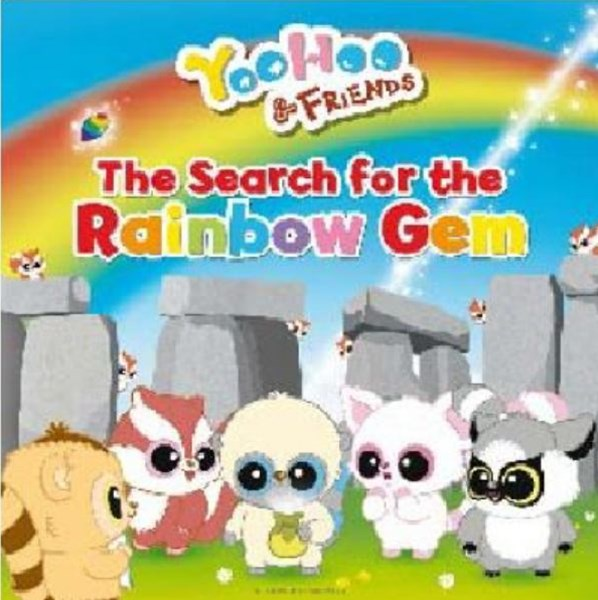 YooHoo and Friends: The Search for the Rainbow Gem