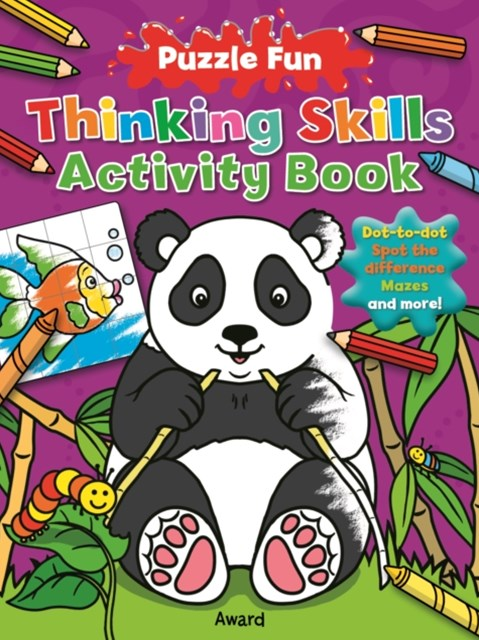 Thinking Skills Activity Book: Panda