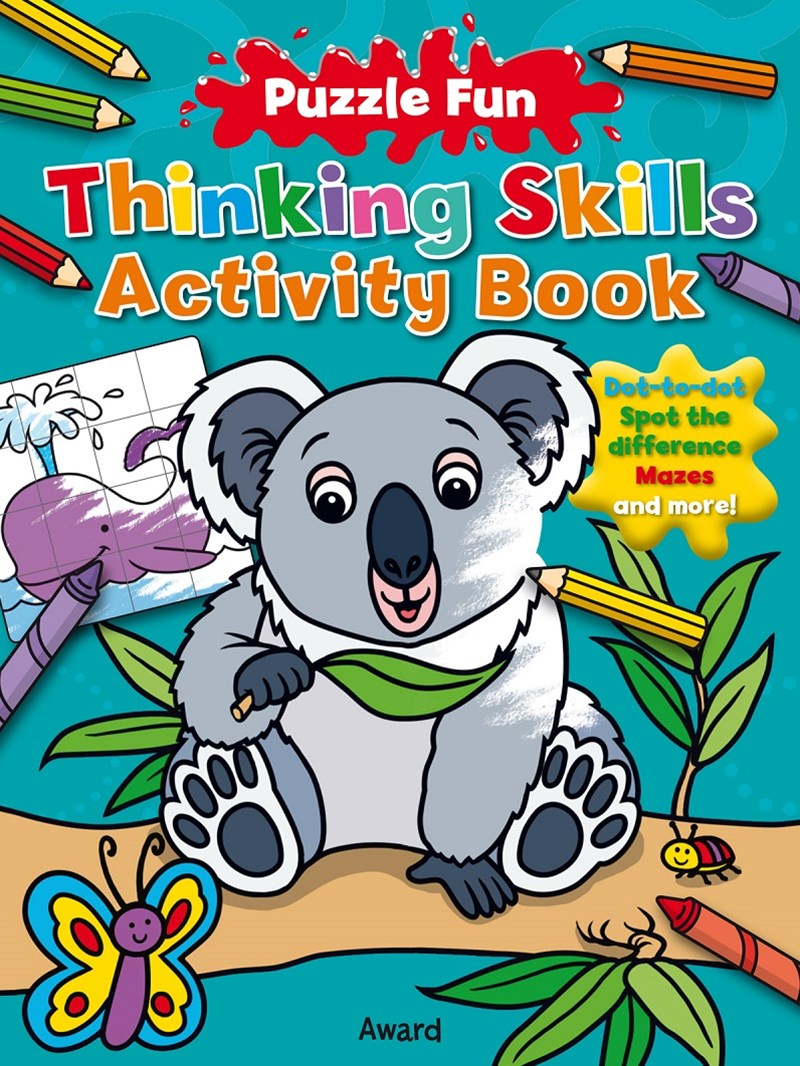 Thinking Skills Activity Book: Koala