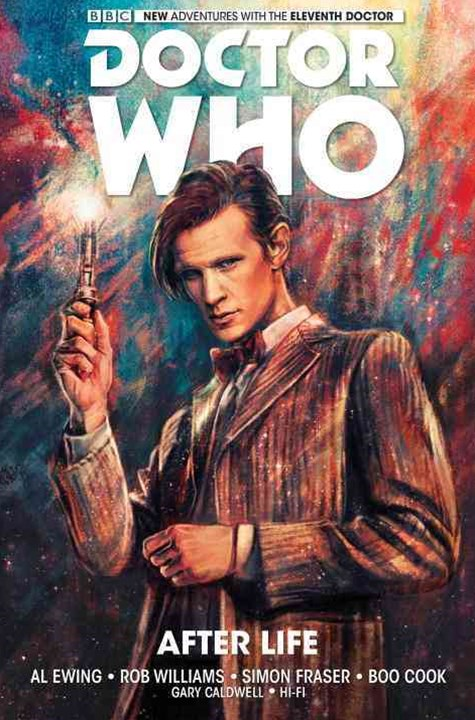 Doctor Who: New Adventures with the Eleventh Doctor