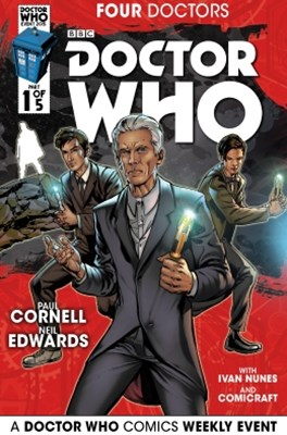 Doctor Who: 2015 Event: Four Doctors #1