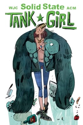 Solid State Tank Girl #5