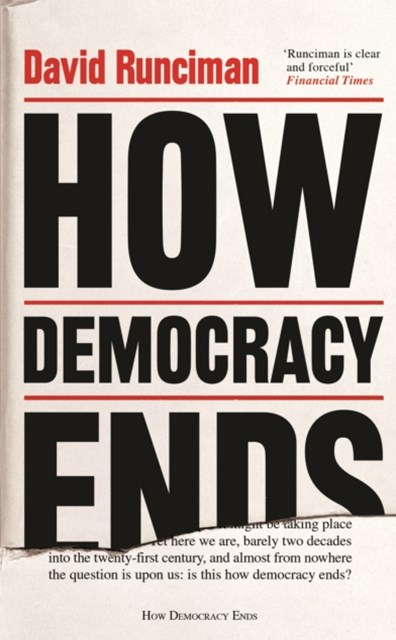(ebook) How Democracy Ends