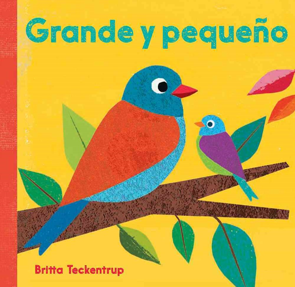Big and Small: Grande y Pequeno (Spanish Edition )