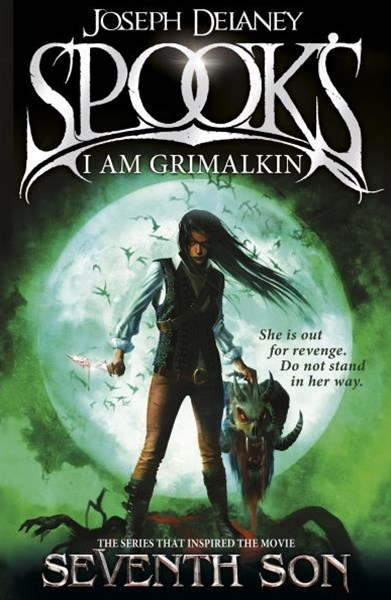 Spook's - I Am Grimalkin