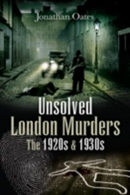 (ebook) Unsolved London Murders