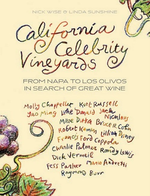 California Celebrity Vineyards