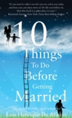 10 Things to do before getting married