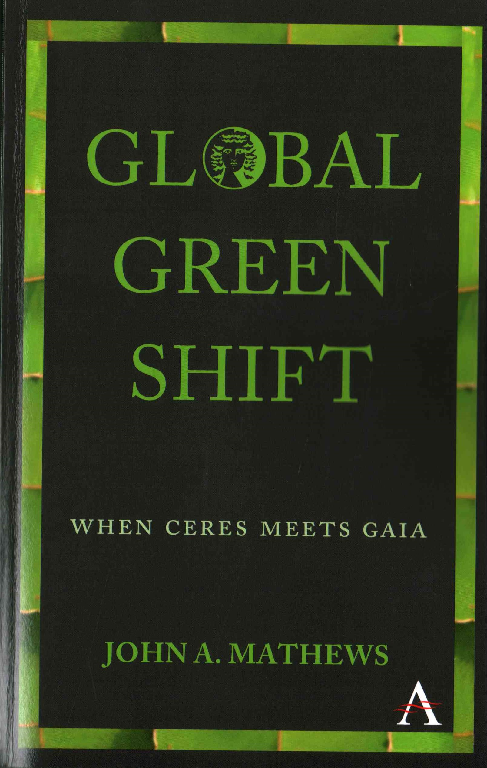 China's Green Shift, Global Green Shift