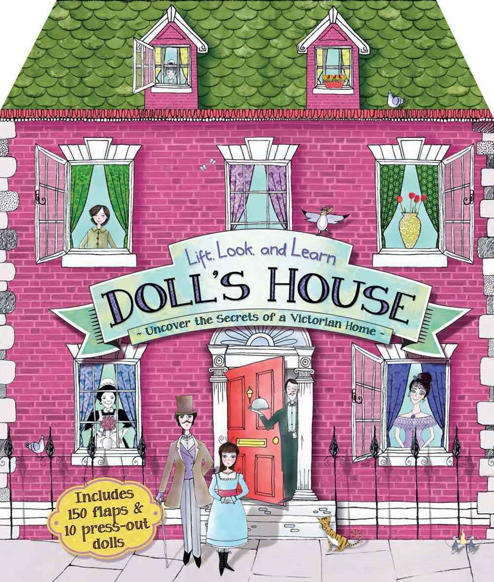 Lift, Look and Learn Doll's House